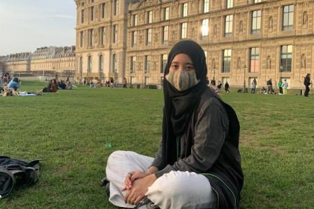 Ramadan dan Lebaran di Paris , Aku Sangat Rindu Takbiran di Rumah