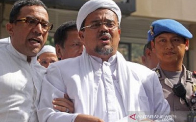 Bila Dibingkai Rapi, Habib Rizieq - FPI Bisa Jadi Kunci di 2024