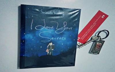 Buku I Love Your Secrets, Persahabatan Lebih dari Teman