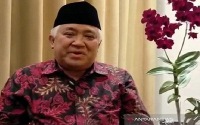 Pernyataan Din Syamsuddin Menggelegar, Indonesia Mengkhawatirkan