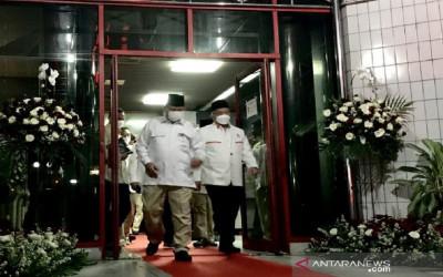 PKS dan Prabowo Kembali Mesra
