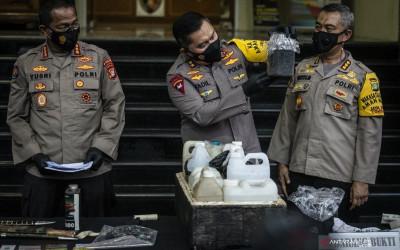 Kapolda Metro Sudah Pegang Foto Anggota FPI yang Terlibat Teroris