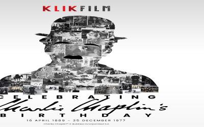 Charlie Chaplin Hadir di KlikFilm