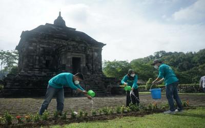Siap Darling Mempercantik 3 Candi di Yogyakarta