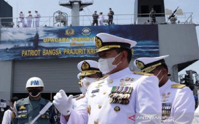 Pesan KSAL untuk Patriot Nanggala 402, Sungguh Menggetarkan
