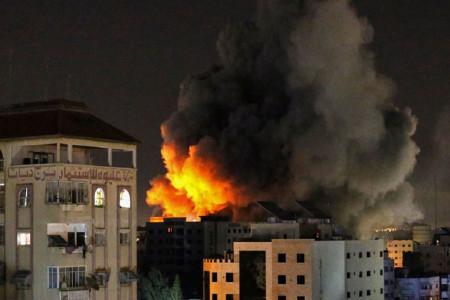 Liga Arab Kutuk Israel, Palestina Dapat Angin Segar