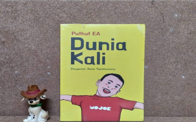 Buku Dunia Kali, Jangan Lewatkan Perkembangan Anak