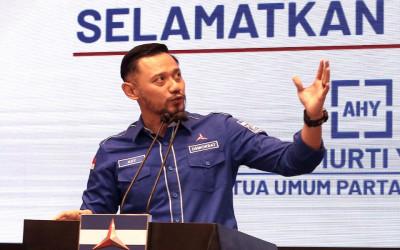 AHY Harus Jadi Pembantu Jokowi Jika Ingin Maju Pilpres 2024