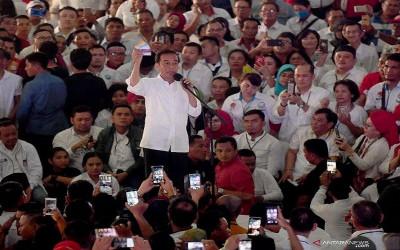 Suara Pendukung Jokowi Terpecah di Pilres 2024