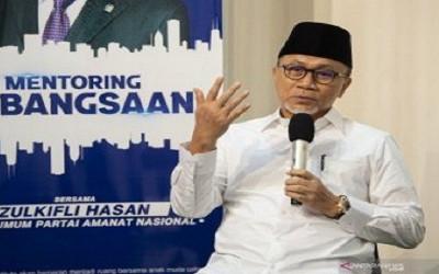 Zulhas Tolak Koalisi Partai Islam