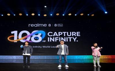 Realme 8 Diluncurkan dengan Harga Terjangkau