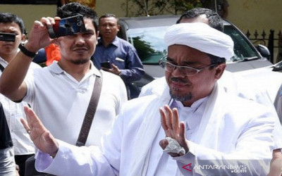 Mendadak, Habib Rizieq Seret Nama Politikus PKS