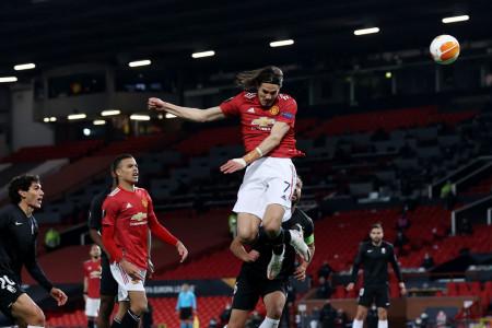 Link Live Streaming AS Roma vs Man United: Masih Belum Puas