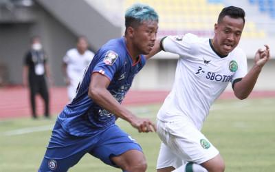 Hasil Pertandingan Piala Menpora: Arema FC vs Tira Persikabo