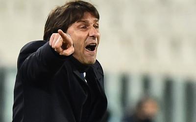 Juventus vs Inter Milan: Video Conte Beri Jari Tengah ke Agnelli