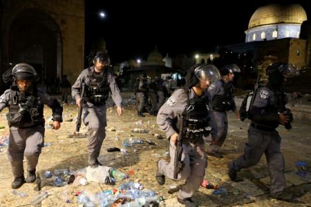 Israel Membantah Telah Mengancam Gaza Lewat Serangan Darat