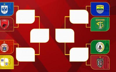 Skema Maut Persija vs Persib di Final Piala Menpora