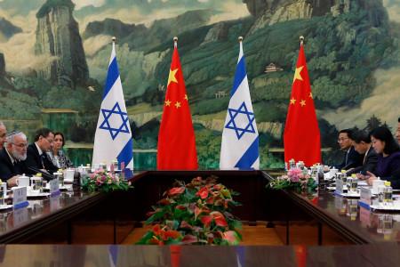 'Perang' Israel dan Palestina Akan Pindah ke China, Ini Skemanya