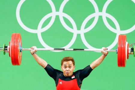 Jelang Olimpiade Tokyo, Eko Yuli Irawan Tak Peduli