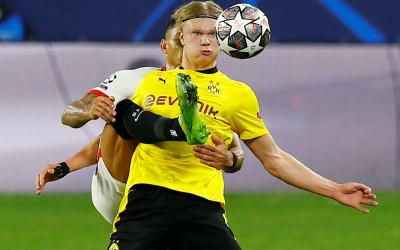 Link Live Streaming Borussia Dortmund vs Man City: Tensi Tinggi