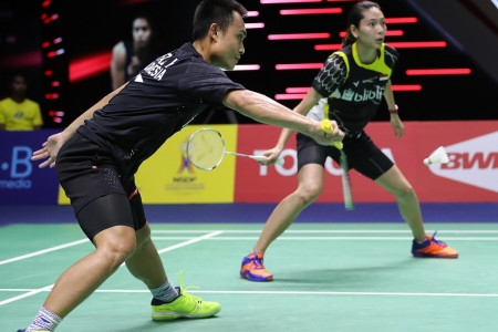 Hasil Drawing Singapore Open 2021: Jalur Neraka Hafiz/Gloria