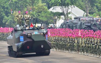 Manuver Mengerikan TNI Kejar Pratu Lukius, Bakal Dibabat Habis!
