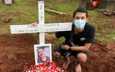 Kakaknya Meninggal, Jonatan Christie Beri Pesan Menghujam Nurani