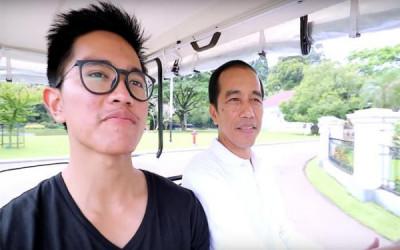 Kaesang Pimpin Persis Solo, Jokowi Langsung Turun Tangan
