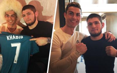 Pemain Liga Spanyol Merinding, Khabib Ingin Gabung ke Real Madrid