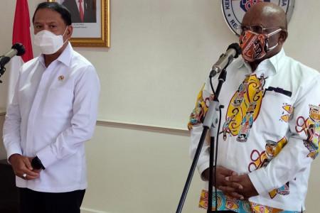 Jelang PON, Wagub Papua Lakukan Langkah Cerdas