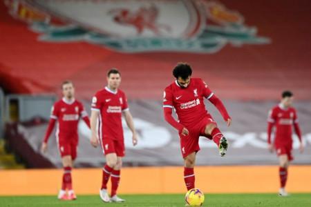 Link Live Streaming Liverpool vs Southampton: Badai Cedera