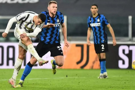 Link Live Streaming Juventus vs Inter Milan: Polemik Tuan Rumah
