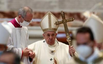 Menggetarkan Jiwa, Sabda Paus Fransiskus Bikin Myanmar Sungkem