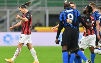 6 Fakta Jelang AC Milan vs Inter Milan: Duel Ibrahimovic - Lukaku