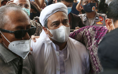 Rizieq Shihab Mendadak Ngamuk Saat Sidang, Alasannya Mengejutkan