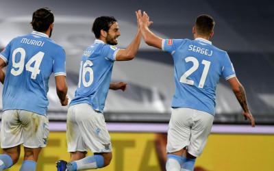 Lazio vs Parma: Menang Susah Payah, Biancocelesti Cetak Rekor