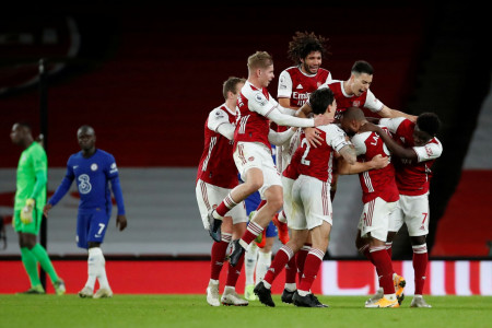 Link Live Streaming Chelsea vs Arsenal: Derby London