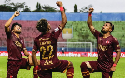 Hasil Pertandingan Piala Menpora: Borneo FC Nyaris Pecundangi PSM