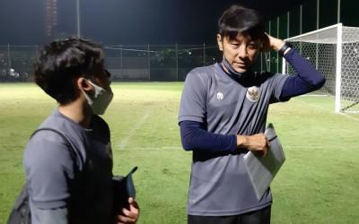 Titah Sadis Shin Tae-yong, Para Pemain Timnas Bakal Sempoyongan