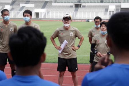 Tangan Dingin Shin Tae-yong Membuahkan Hasil, Timnas Makin Sangar