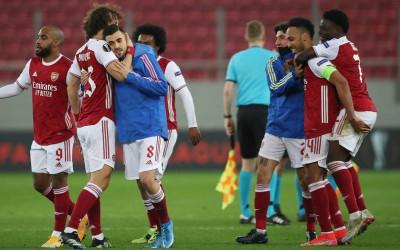 Link Live Streaming Sheffield United vs Arsenal: Kalah Lagi?