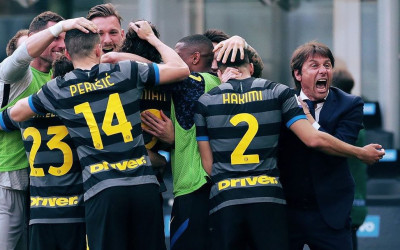 Raih Scudetto, Inter Milan Pecahkan Rekor Mencengangkan