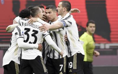 Live Streaming Liga Italia: Juventus vs AS Roma
