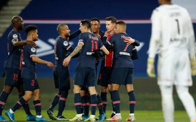 Link Live Streaming PSG vs Bayern Munchen: Neraka di Paris