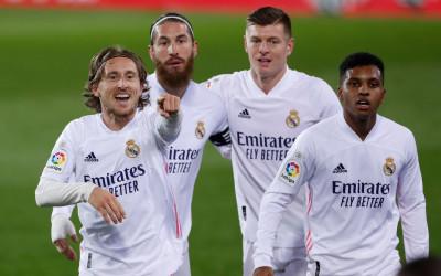 Live Streaming Liga Spanyol: Real Madrid vs Celta Vigo