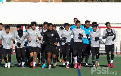 Laga Uji Coba Ditunda, Ini Jadwal Baru Timnas U-19 di Spanyol