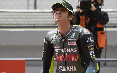 Gagal Total di 3 Seri, 'Kejantanan' Rossi di MotoGP Mulai Sirna