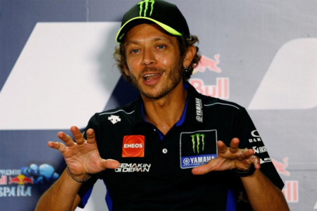 Tim Valentino Rossi Makin Sangar, Berani Gandeng Motor Gahar