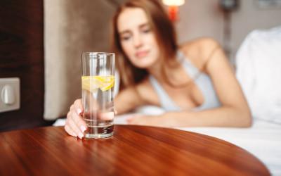 Fakta Mengejutkan Air Lemon, Pasangan Makin Betah di Rumah