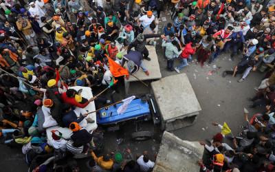 India Pecahkan Rekor Mengerikan, Dunia Bisa Merinding